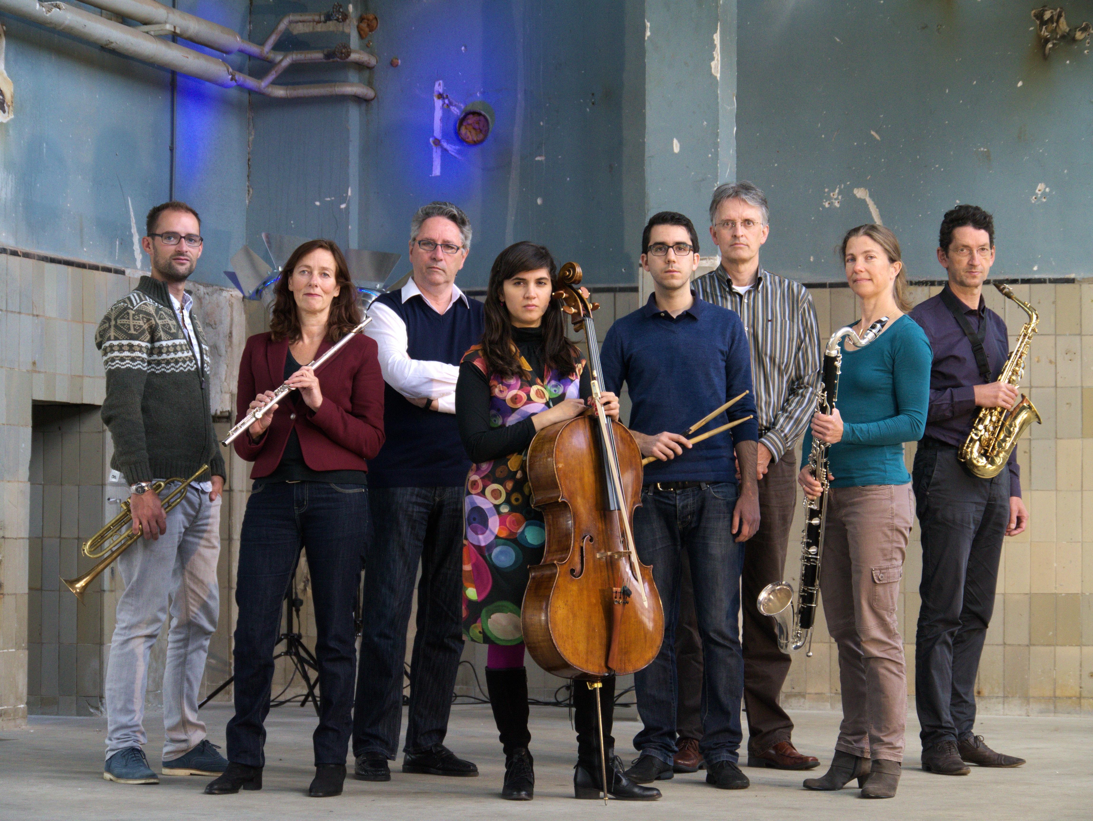 Ebony Ensemble 2013