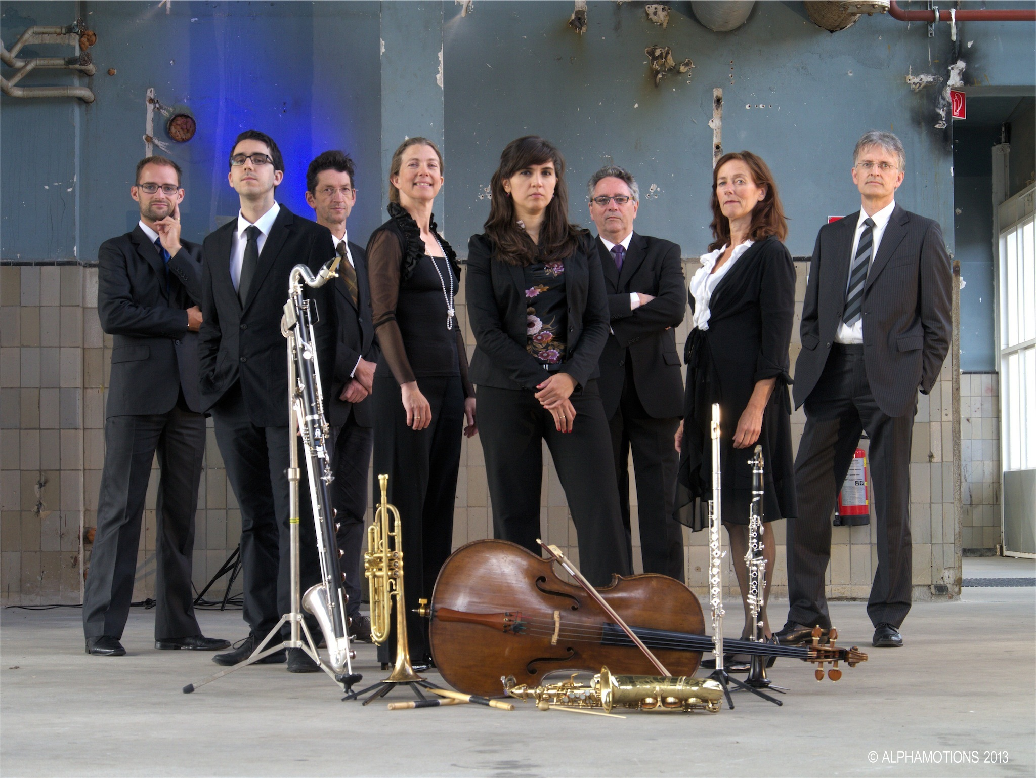 Ebony Ensemble 2013